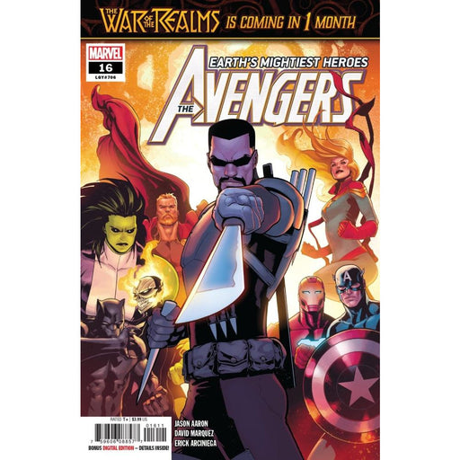 AVENGERS #16 - COMIC BOOK - Comics
