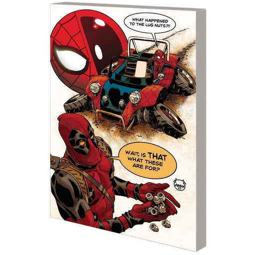 SPIDER-MAN DEADPOOL VOLUME 8 ROAD TRIP TPB - Books Graphic Novels