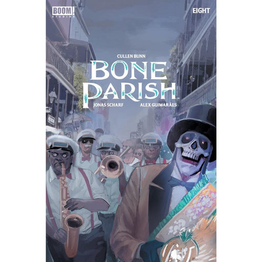 BONE PARISH #8 (OF 12) - COMIC BOOK - Comics