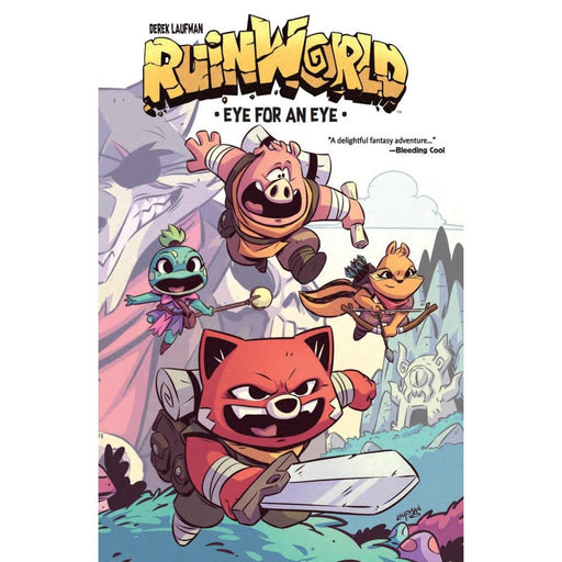 RUINWORLD EYE FOR AN EYE TPB - Books Graphic Novels