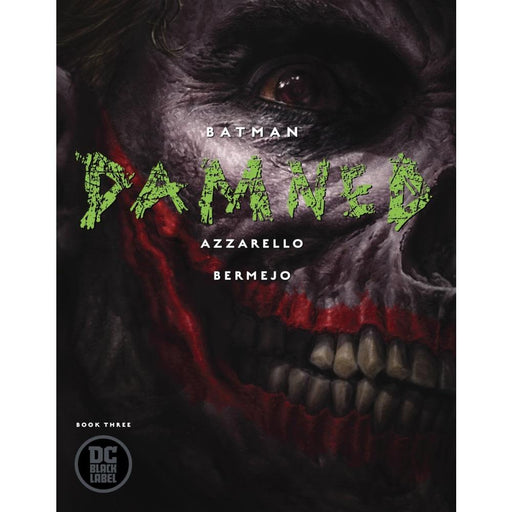 BATMAN DAMNED #3 (OF 3) - COMIC BOOK - Comics