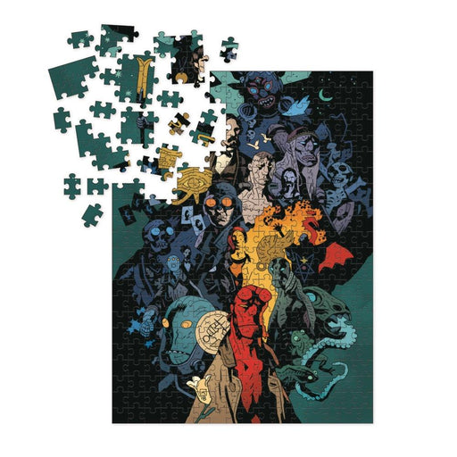 HELLBOY PUZZLE - Novelties Non Comic
