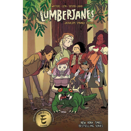 LUMBERJANES VOLUME 12 TPB - Books Graphic Novels