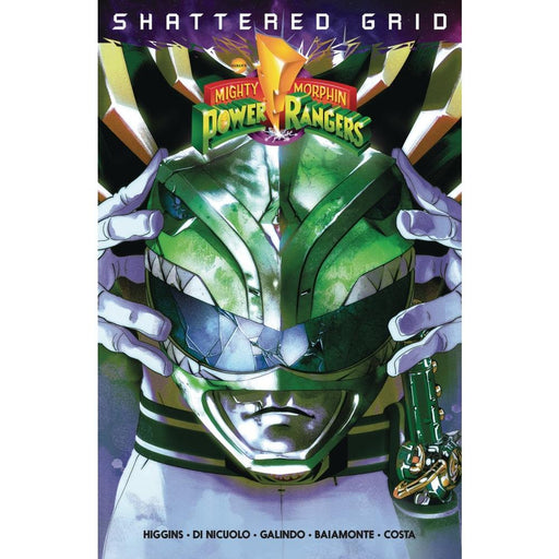 MIGHTY MORPHIN POWER RANGERS SHATTERED GRID TPB - Books Graphic Novels
