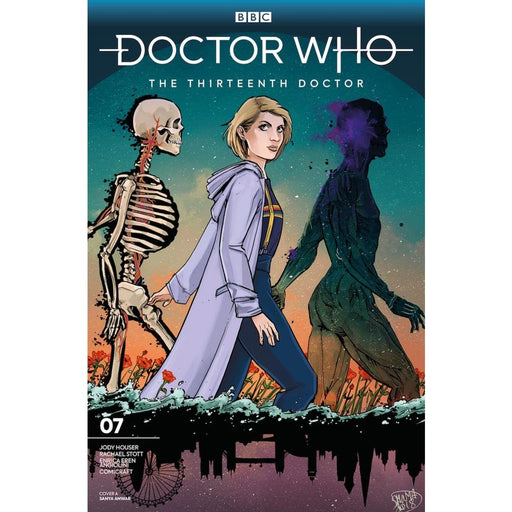 DOCTOR WHO 13TH #7 CVR A - COMIC BOOK - Comics