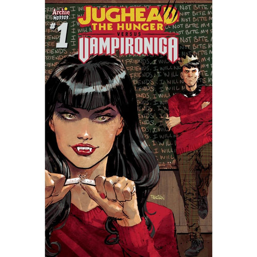 JUGHEAD HUNGER VS VAMPIRONICA #1 CVR E - COMIC BOOK - Comics
