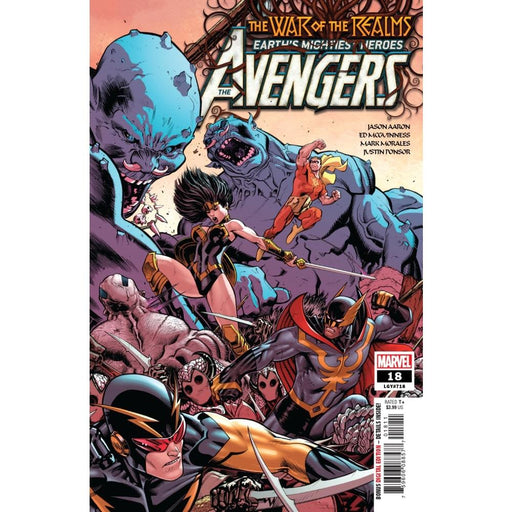 AVENGERS #18 - COMIC BOOK - Comics
