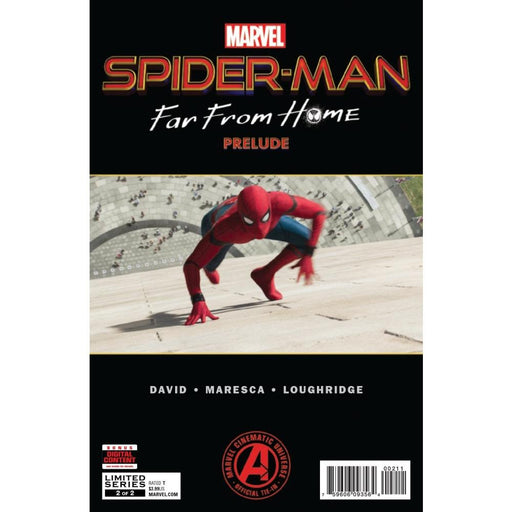 SPIDER-MAN FAR FROM HOME PRELUDE #2 (OF 2) - COMIC BOOK - Comics