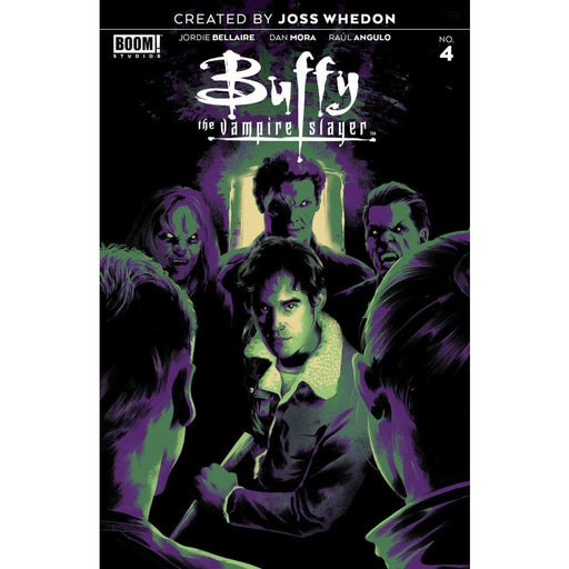 BUFFY THE VAMPIRE SLAYER #4 CVR A - COMIC BOOK - Comics