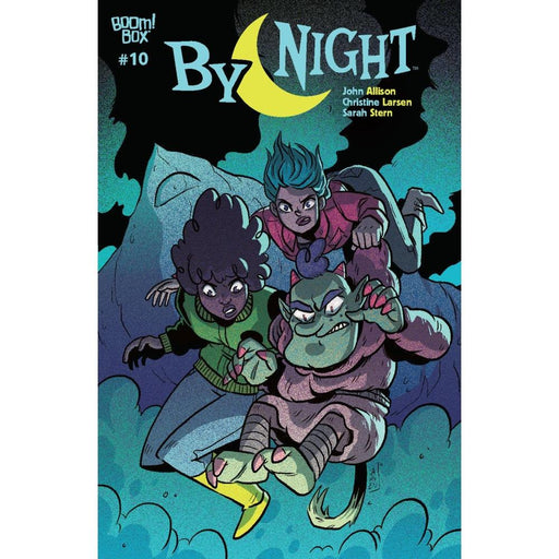 BY NIGHT #10 (OF 12) CVR (OF 12) MAIN LARSEN - COMIC BOOK - Comics