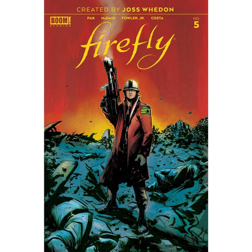 FIREFLY #5 - COMIC BOOK - Comics