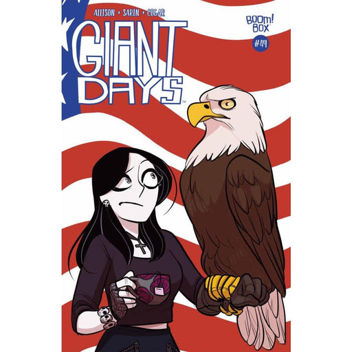 GIANT DAYS #49 - COMIC BOOK - Comics