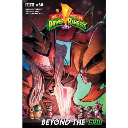 MIGHTY MORPHIN POWER RANGERS #38 - COMIC BOOK - Comics