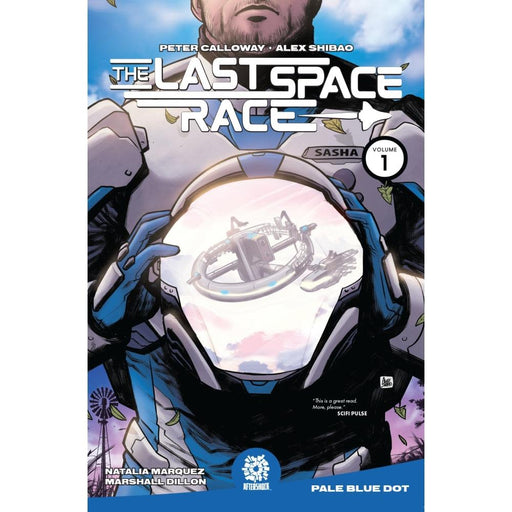 LAST SPACE RACE VOLUME 1 TPB - Books Graphic Novels