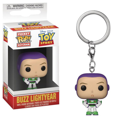 POCKET POP TOY STORY BUZZ LIGHTYEAR FIGURE KEYCHAIN - Toys/Models