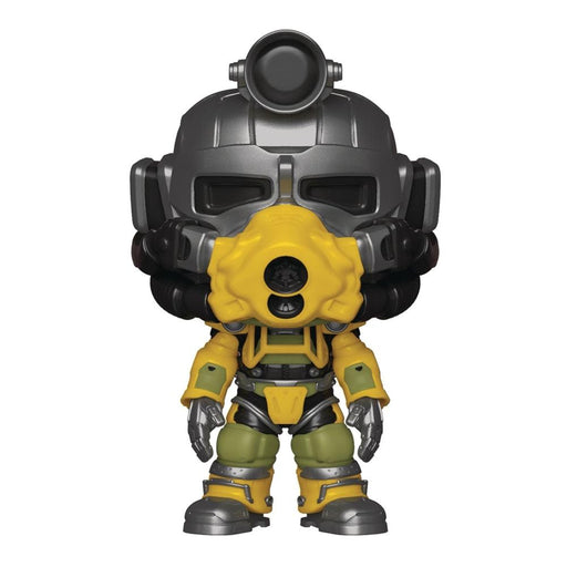 POP GAMES FALLOUT 76 EXCAVATOR ARMOR VINYL FIG - Toys/Models