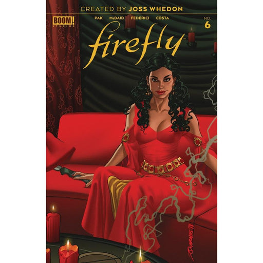FIREFLY #6 VAR - COMIC BOOK - Comics
