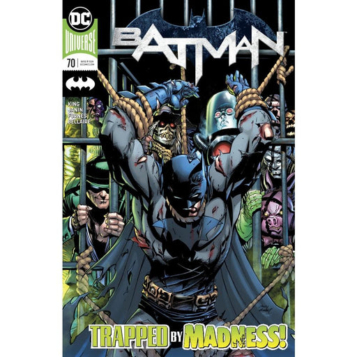 BATMAN #70 - COMIC BOOK - Comics