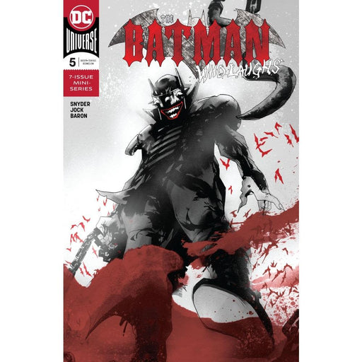 BATMAN WHO LAUGHS #5 (OF 6) - COMIC BOOK - Comics