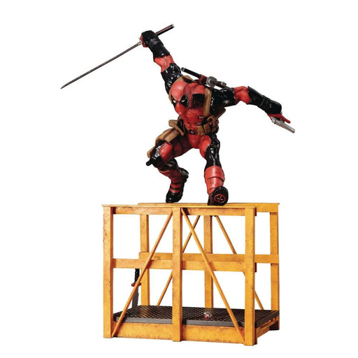 MARVEL SUPER DEADPOOL ARTFX STATUE 2ND EDITION VER - Toys/Models