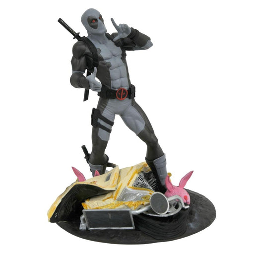SDCC 2019 MARVEL GALLERY X-FORCE TACO TRUCK DEADPOOL STATUE - Toys/Models