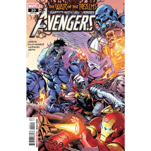 AVENGERS #20 - COMIC BOOK - Comics