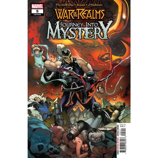 WAR OF REALMS JOURNEY INTO MYSTERY #5 (OF 5) - COMIC BOOK - Comics