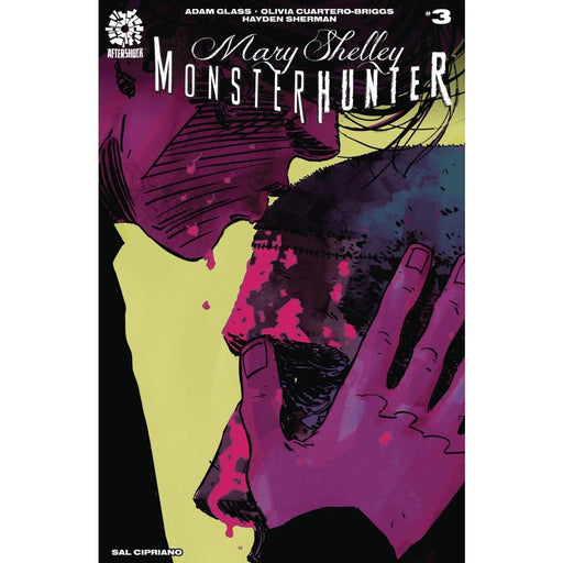 MARY SHELLEY MONSTER HUNTER #3 - COMIC BOOK - Comics