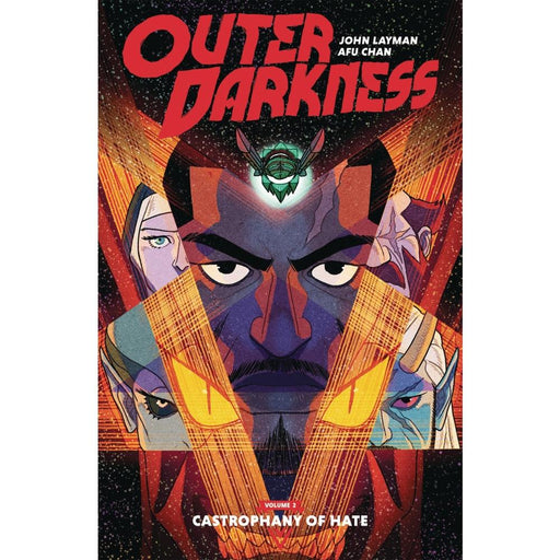 OUTER DARKNESS VOLUME 2 TPB - Books Graphic Novels