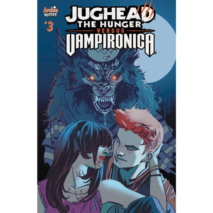 JUGHEAD HUNGER VS VAMPIRONICA #3 CVR A - COMIC BOOK - Comics
