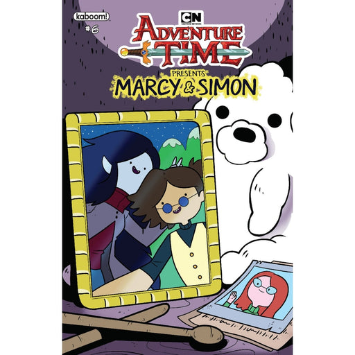 ADVENTURE TIME MARCY & SIMON #6 (OF 6) - COMIC BOOK - Comics