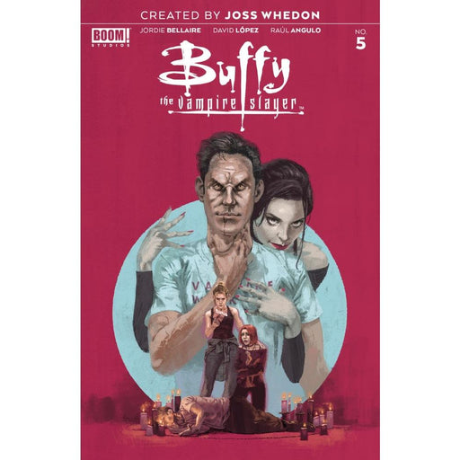 BUFFY THE VAMPIRE SLAYER #5 CVR A - COMIC BOOK - Comics