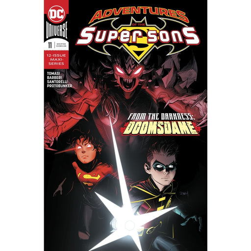 ADVENTURES OF THE SUPER SONS #11 (OF 12) - COMIC BOOK - Comics