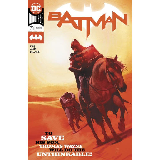 BATMAN #73 - COMIC BOOK - Comics