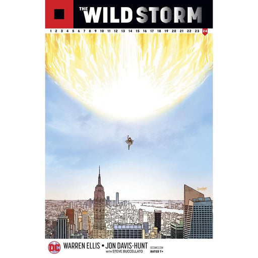 WILD STORM #24 - COMIC BOOK - Comics