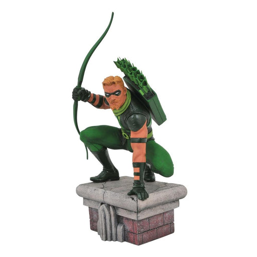 DC GALLERY GREEN ARROW COMIC PVC FIGURE - Toys/Models