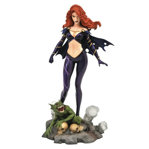 MARVEL GALLERY GOBLIN QUEEN COMIC PVC FIGURE - Toys/Models