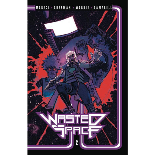 WASTED SPACE VOLUME 2 TPB - Books Graphic Novels