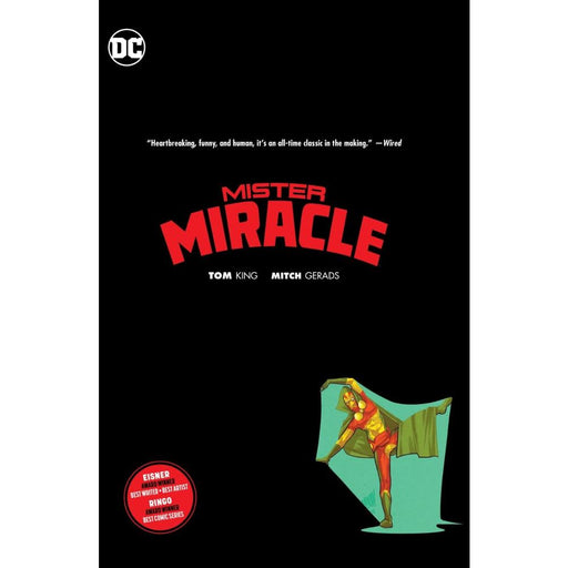 MISTER MIRACLE HARDCOVER - Books Graphic Novels