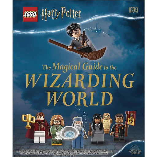 LEGO HARRY POTTER MAGICAL GUIDE TO WIZARDING WORLD - Books Novels/SF/Horror