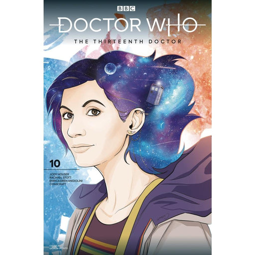 DOCTOR WHO 13TH #10 CVR A - COMIC BOOK - Comics