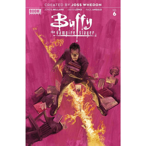 BUFFY THE VAMPIRE SLAYER #6 CVR A - COMIC BOOK - Comics