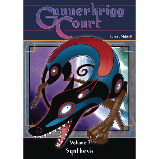 GUNNERKRIGG COURT HARDCOVER VOLUME 7 - Books Graphic Novels