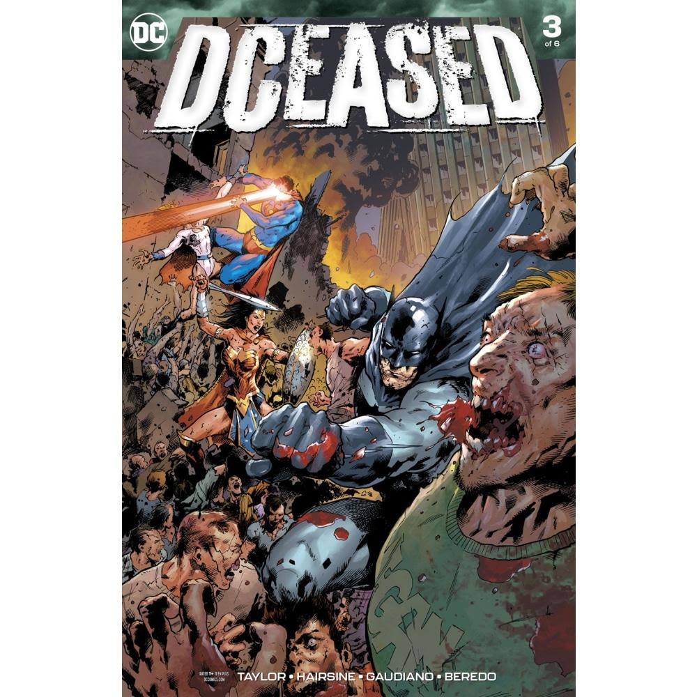 DCEASED #3 (OF 6) - COMIC BOOK - Comics