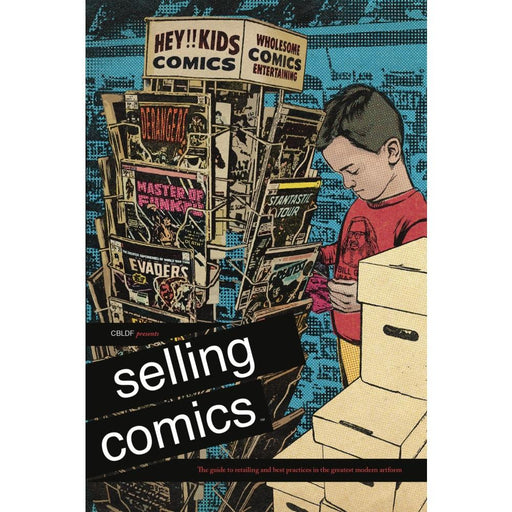 CBLDF PRESENTS SELLING COMICS GUIDE TO RETAILING TPB - Books Graphic Novels