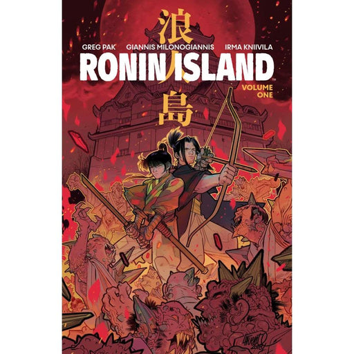RONIN ISLAND VOLUME 1 PX DISCOVER NOW ED TPB - Books Graphic Novels