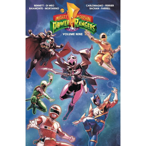MIGHTY MORPHIN POWER RANGERS VOLUME 9 TPB - Books Graphic Novels