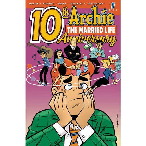 ARCHIE MARRIED LIFE 10 YEARS LATER #1 CVR B - COMIC BOOK - Comics