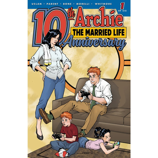 ARCHIE MARRIED LIFE 10 YEARS LATER #1 CVR E - COMIC BOOK - Comics