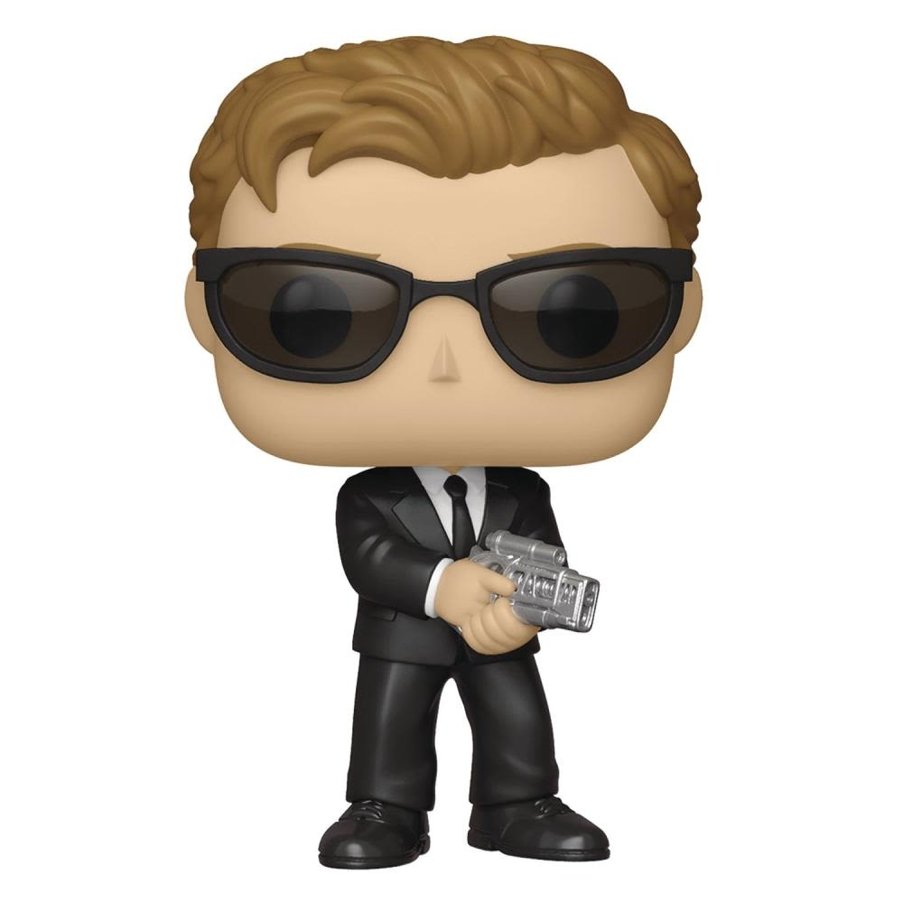 POP MOVIES MIB INTERNATIONAL AGENT H VINYL FIGURE - Toys/Models